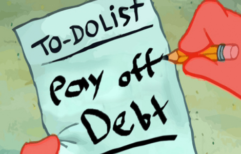 Paying the Debt