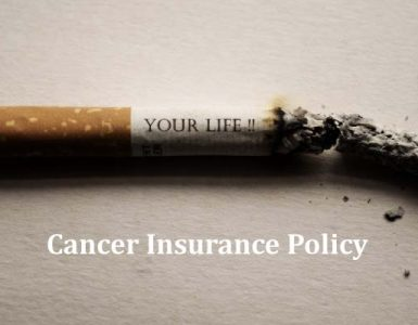 Cancer Insurance Policy
