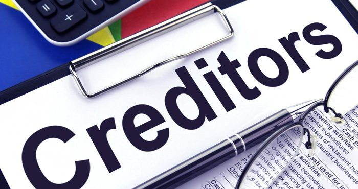 Letter to Your Creditors