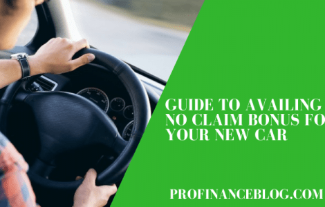 Guide to Availing No Claim Bonus For Your New Car