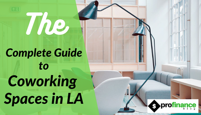 Coworking Spaces in LA