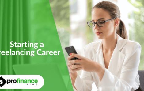 Starting a Freelancing Career