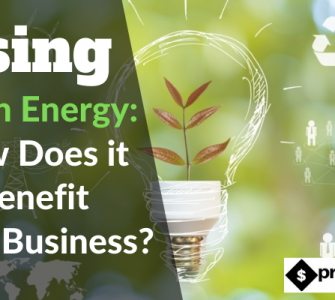 Using Green Energy