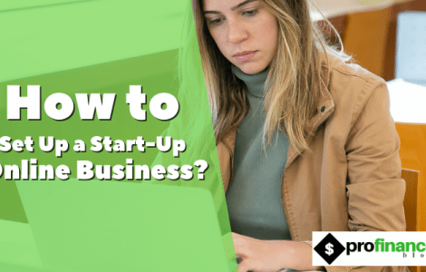 How to Set Up a Start-Up Online Business