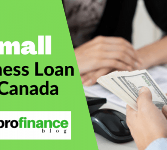 Small Business Loan In Canada