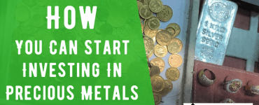 How You Can Start Investing In Precious Metals