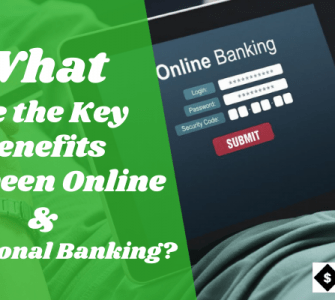 Between Online & Traditional Banking